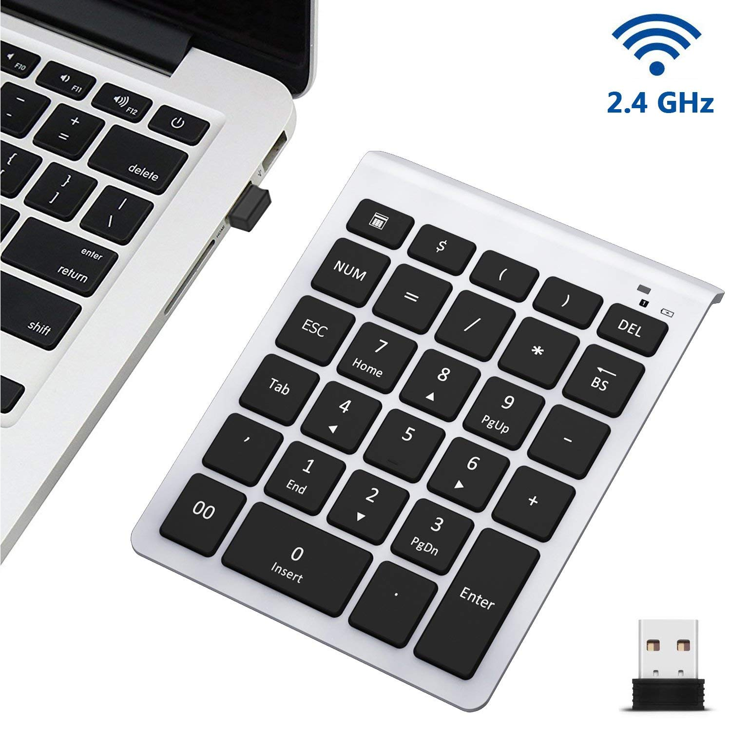 10 key pad for laptop